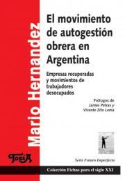 Tapa del libro El movimiento de autogestión obrera en Argentina