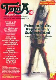 Tapa de Psicoanálisis, represión y subjetividad