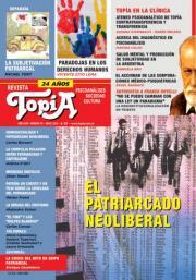 Tapa de revista Topía Abril 2014