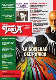 Tapa de Revista Topía 78 - Noviembre/2016
