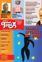 Tapa revista topía noviembre 2014