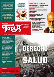 Tapa Revista Topía #87 (Noviembre/2019). El derecho a la salud.