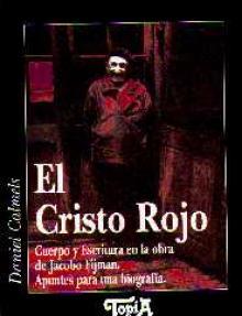 Tapa del libro: El Cristo Rojo