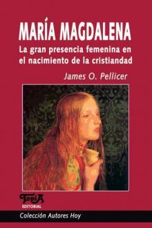 Tapa del libro María Magdalena