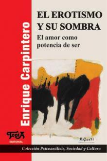 Tapa del libro El erotismo y su sombra