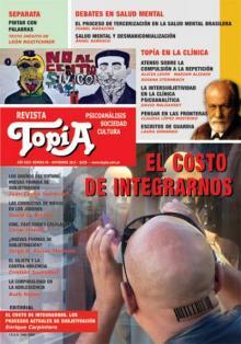 Tapa del revista topia n66