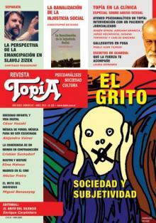 Tapa Revista Topía n67