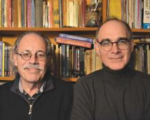 Foto de Enrique Carpintero y Alejandro Vainer