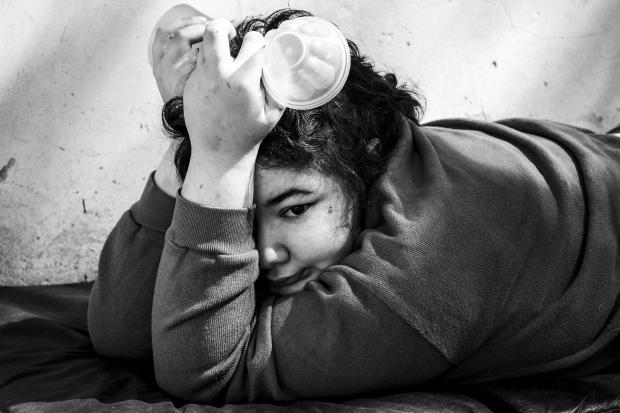 Foto documental Los días en el Centro