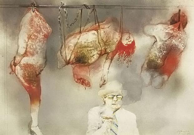 Carlos Alonso - Hay que Comer